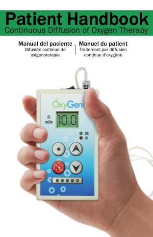 OxyGeni Patient Handbook